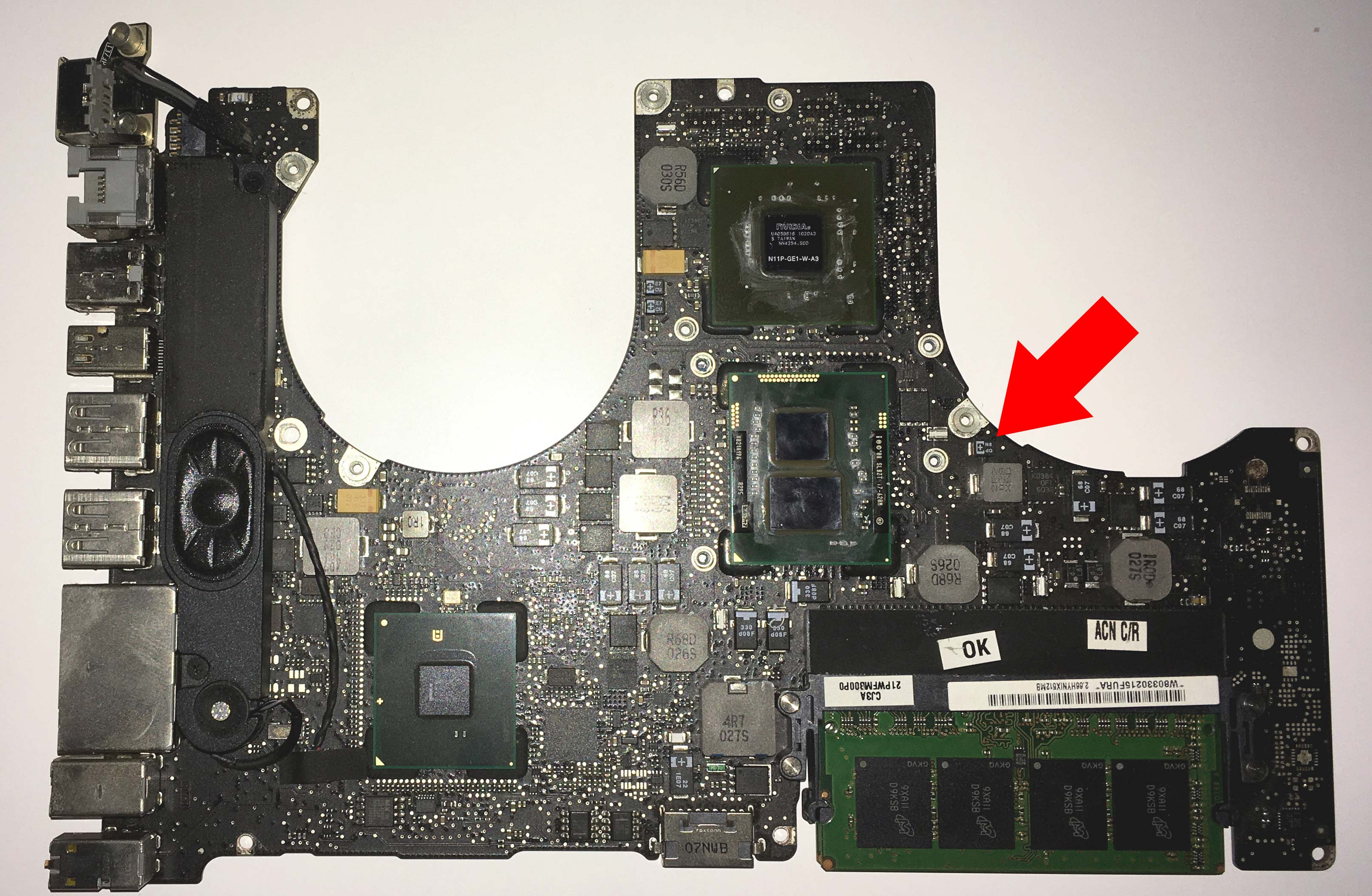 My road to logic board repairs ~ The House of Moth